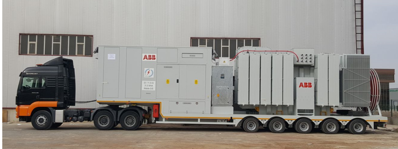 Mobile Substation | TEC Global